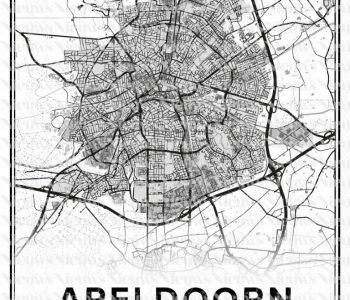 Poster Apeldoorn