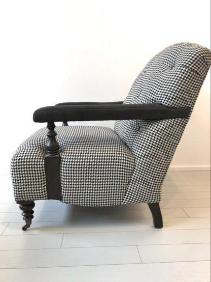 Pied de Poule luxe fauteuil