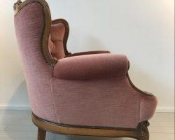 Klassieke fauteuil biedermeier