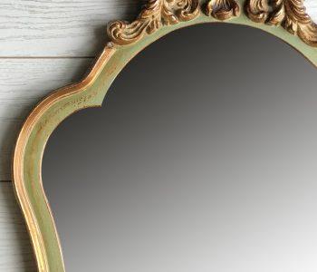Spiegel goud 1