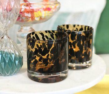 leopard wax