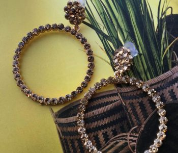 Oorbellen ringen goud
