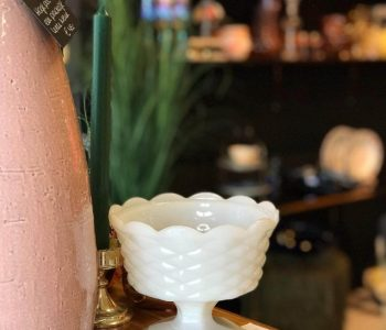 Schaaltje mat glas