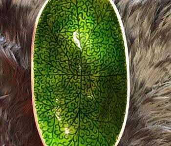 groene schaal
