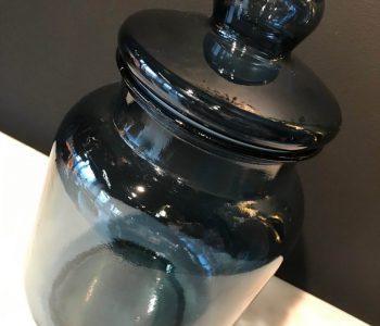 potvoorlekkersblauwglas