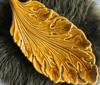 blad kaasplank geel 2