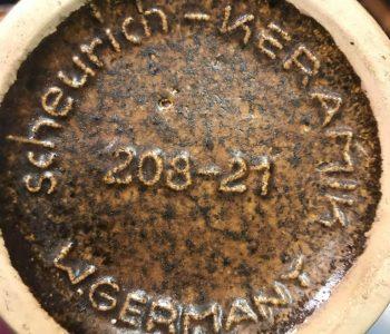 W.GermanyScheurichKeramikOudNieuwsTwello